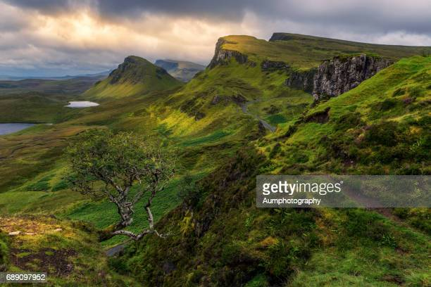 Quiraing View point , Isle of skye