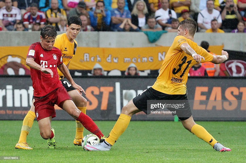 Dynamo Dresden V Fc Bayern Muenchen Friendly Match Photos And