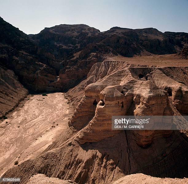 Qumran caves West Bank Israel Essene civilisation 2nd century BC