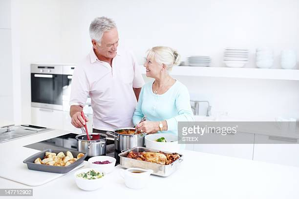 """""""I wouldn't want to cook with anybody else!"""""""