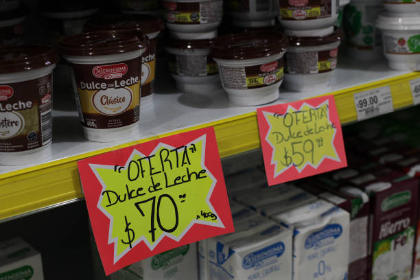 ARG: Macri Moves To Eliminate VAT From Food Items