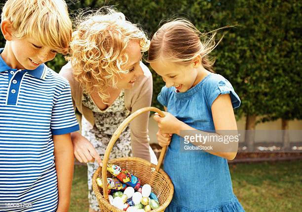 """you're my little bunny!"" - easter photos stock pictures, royalty-free photos & images"