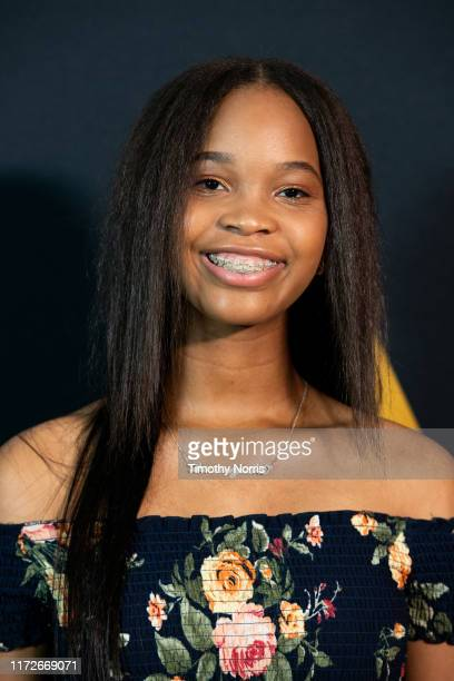 """Quvenzhane Wallis attends The Academy Celebrates """"The Princess And The Frog"""" 10th Anniversary at Samuel Goldwyn Theater on September 05, 2019 in..."""