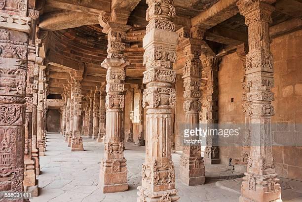 QuwwatUlIslam Masjid Qutab Minar Delhi India
