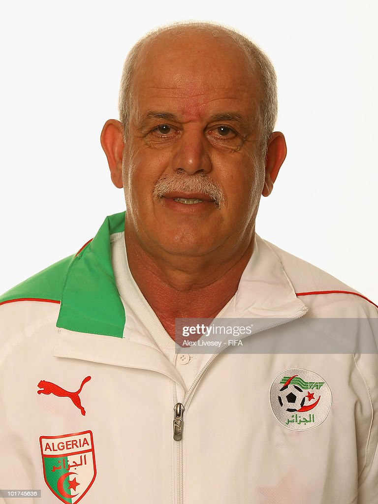 Algeria Portraits - 2010 FIFA World Cup