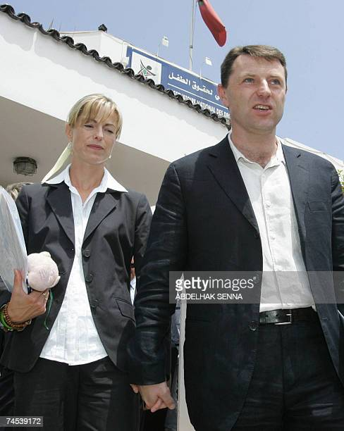 The parents of Madeleine McCann Kate and Gerry the fouryearold British girl who vanished in Portugal more than a month ago leave a nongovernmental...