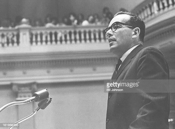MAR 13 1965 3181965 Rabbi Joseph Goldman Temple Michah