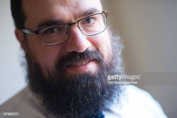 Rabbi Levi Shemtov is pictured in his office At the American Friends of Lubavitch in DC Rabbi Levi Shemtov and his staff are planning the lighting of...