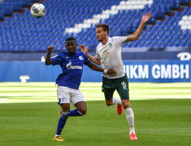 DEU: FC Schalke 04 v SV Werder Bremen - Bundesliga
