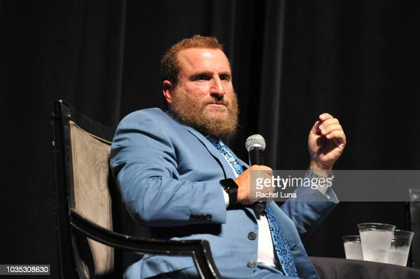 Rabbi Shmuley Boteach participates in ``Is America a Forgiving Nation?,'' a Yom Kippur eve talk on forgiveness hosted by the World Values Network and...
