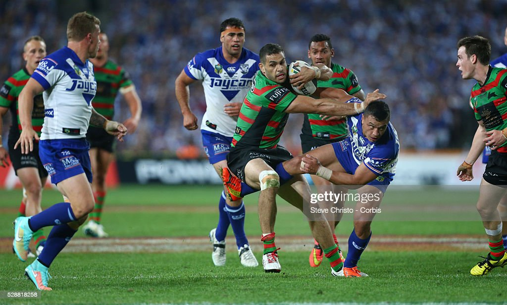 NRL - Grand Final 2014 - South Sydney Rabbitohs vs. Canterbury-Bankstown Bulldogs : ニュース写真