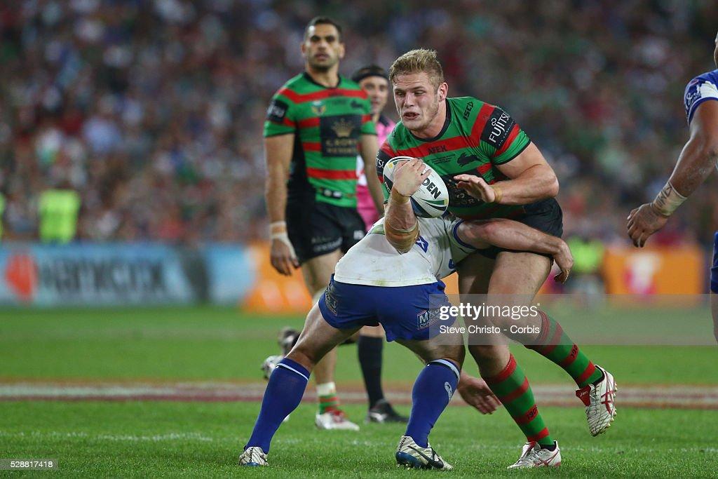NRL - Grand Final 2014 - South Sydney Rabbitohs vs. Canterbury-Bankstown Bulldogs : News Photo