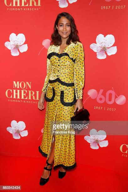 Rabea Schif attends the Mon Cheri Barbara Tag 2017 at Postpalast on November 30 2017 in Munich Germany
