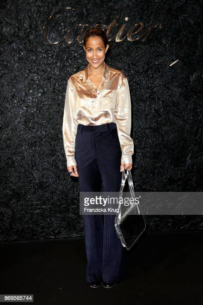 Rabea Schif attends the When the Ordinary becomes Precious #CartierParty at Old Power Station on November 2 2017 in Berlin Germany