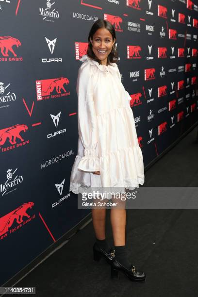 Rabea Schif during the Bunte New Faces Award Film at Umspannwerk Alexanderplatz on May 2 2019 in Berlin Germany