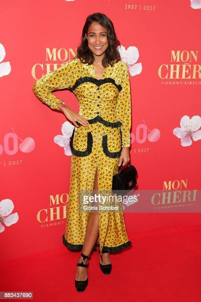 Rabea Schif during the Mon Cheri Barbara Tag at Postpalast on November 30 2017 in Munich Germany