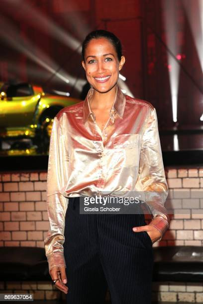 Rabea Schif during the 'When the Ordinary becomes Precious #CartierParty Berlin' at Old Power Station on November 2 2017 in Berlin Germany