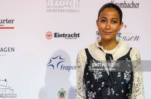 Rabea Schif is seen during the German Sports Media Ball at Alte Oper on November 4 2017 in Frankfurt am Main Germany