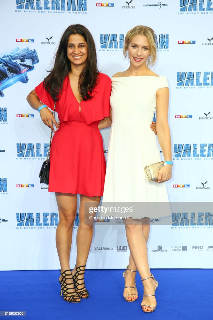 'Valerian - Die Stadt der Tausend Planeten' Premiere In Berlin