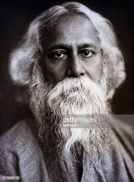 3/30/1929 Rabrindranth Tagore Indian poet author and philosopher SEE