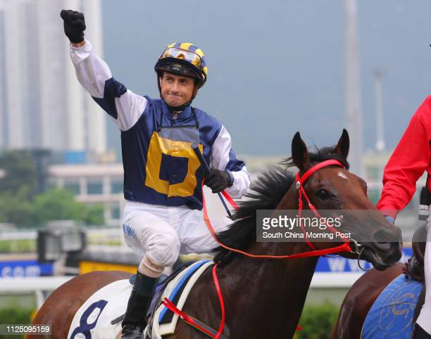 Race 4, DEMINER ridden by Douglas Whyte won class 4 over 1200m at Sha Tin Racecourse on 23 September 2007.