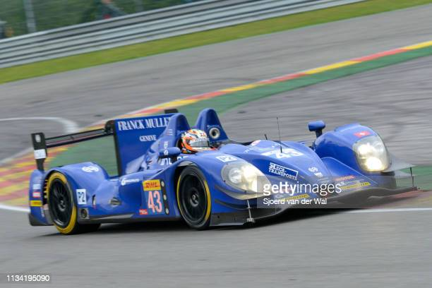 EVO race car driven by RAGUES PWEBB OAMBERG Z driving on track during the 6 Hours of SpaFrancorchamps race the second round of the 2015 FIA World...