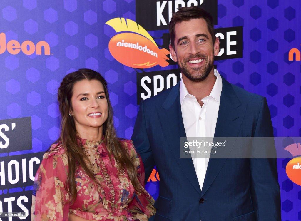 Nickelodeon Kids' Choice Sports Awards 2018 - Arrivals : Nachrichtenfoto