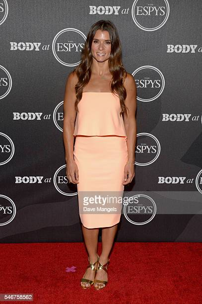 Race car driver Danica Patrick attends the BODY At The ESPYs pre-party at Avalon Hollywood on July 12, 2016 in Los Angeles, California.