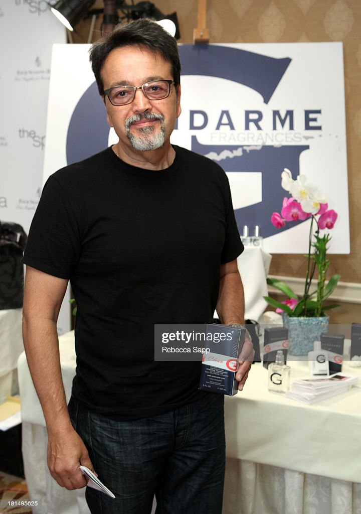HBO Luxury Lounge Featuring Motorola And PANDORA Jewelry In Honor Of The 65th Primetime Emmy Awards - Day 1 : News Photo