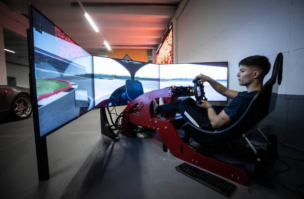 racing simulator shifter