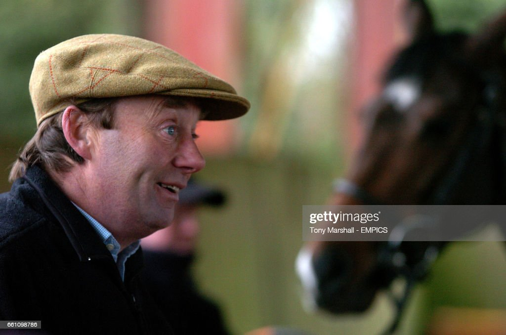 Race horse trainer Nicky Henderson News Photo - Getty Images