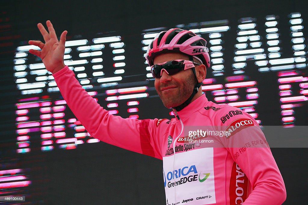 2014 Giro d'Italia - Stage Two