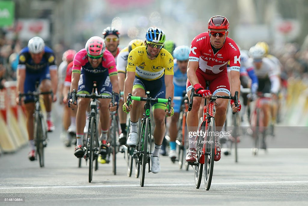 Stage 5 - Paris-Nice : News Photo