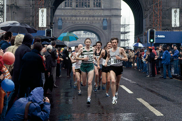 GBR: 29th March 1981 - The First London Marathon