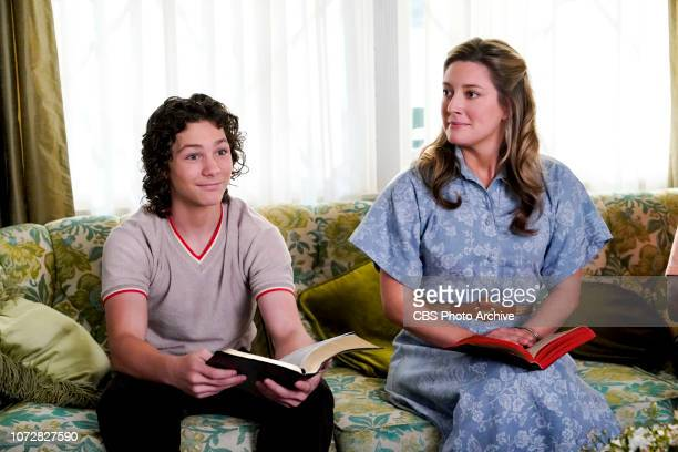 A Race of Superhumans and a Letter to Alf Pictured Georgie and Mary Sheldon experiments on Missy and Georgie joins Mary's bible study to spend more...