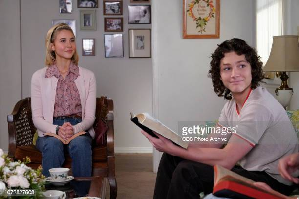 A Race of Superhumans and a Letter to Alf Pictured Veronica and Georgie Sheldon experiments on Missy and Georgie joins Mary's bible study to spend...