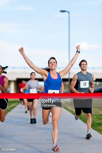 race - finish line stock pictures, royalty-free photos & images