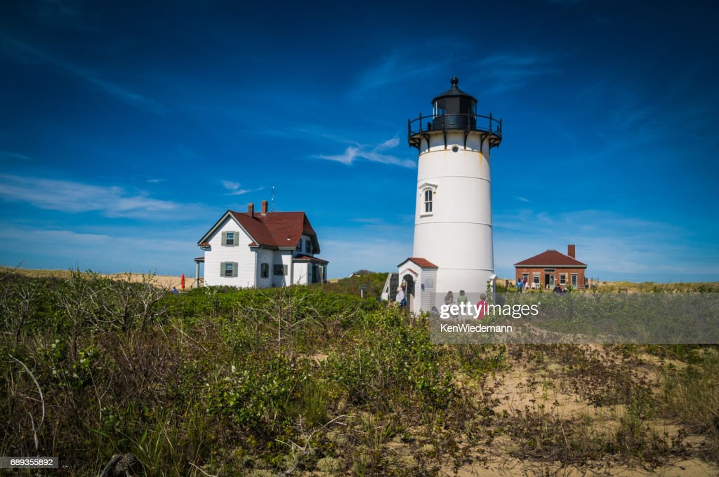 Race Point Outpost. : Stock Photo