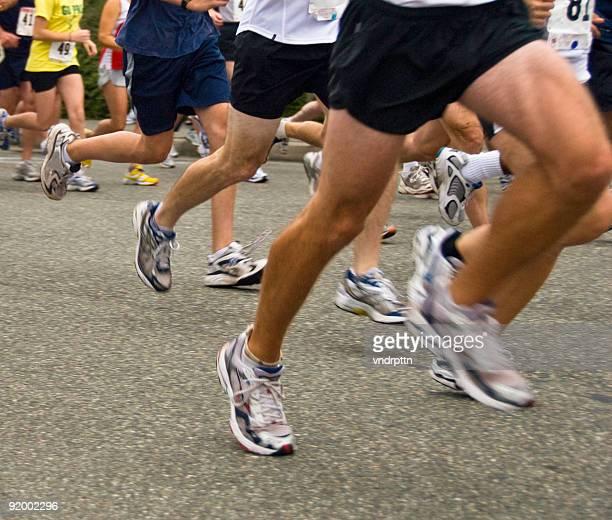 10K Race Start
