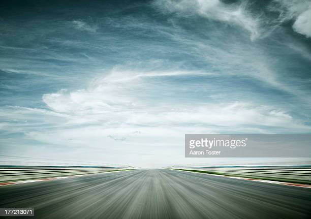 race track - sports track stock pictures, royalty-free photos & images