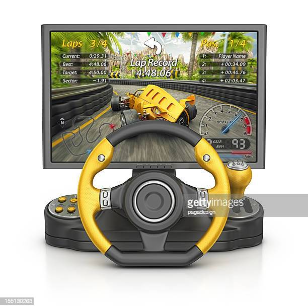 race video game