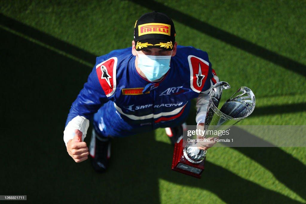 Formula 3 Championship - Round 4:Silverstone - Second Race : Photo d'actualité