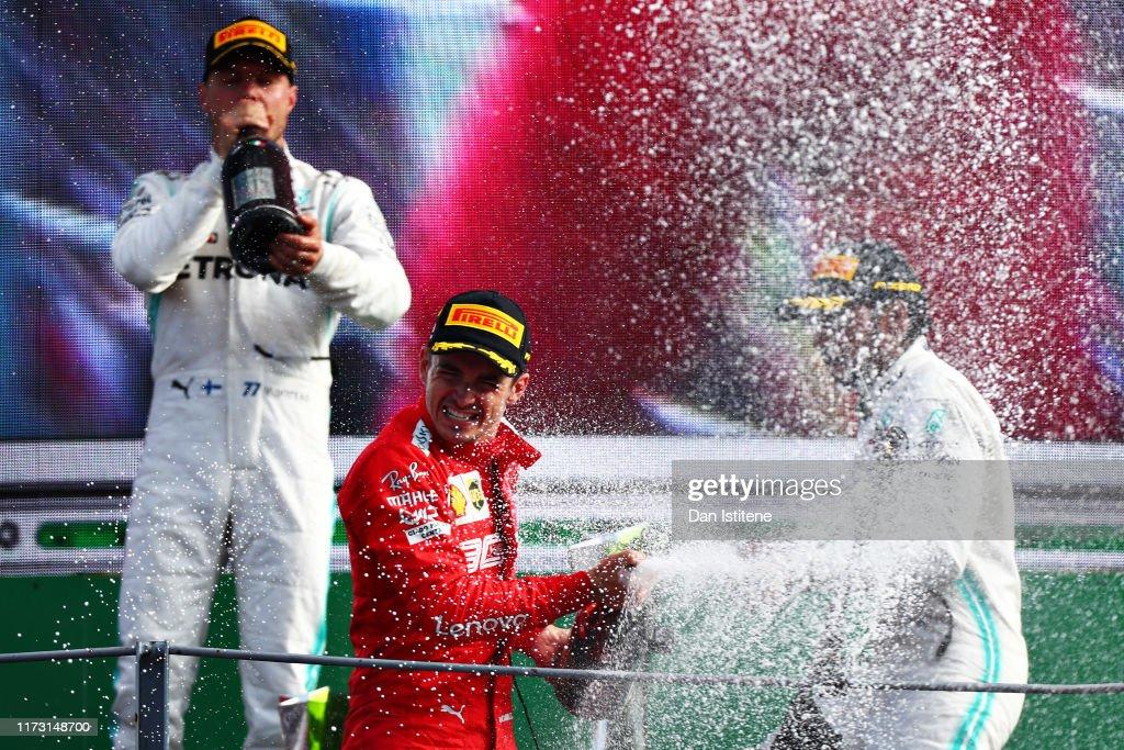 F1 Grand Prix of Italy : ニュース写真