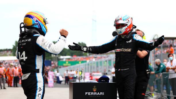 HUN: F1 Grand Prix of Hungary