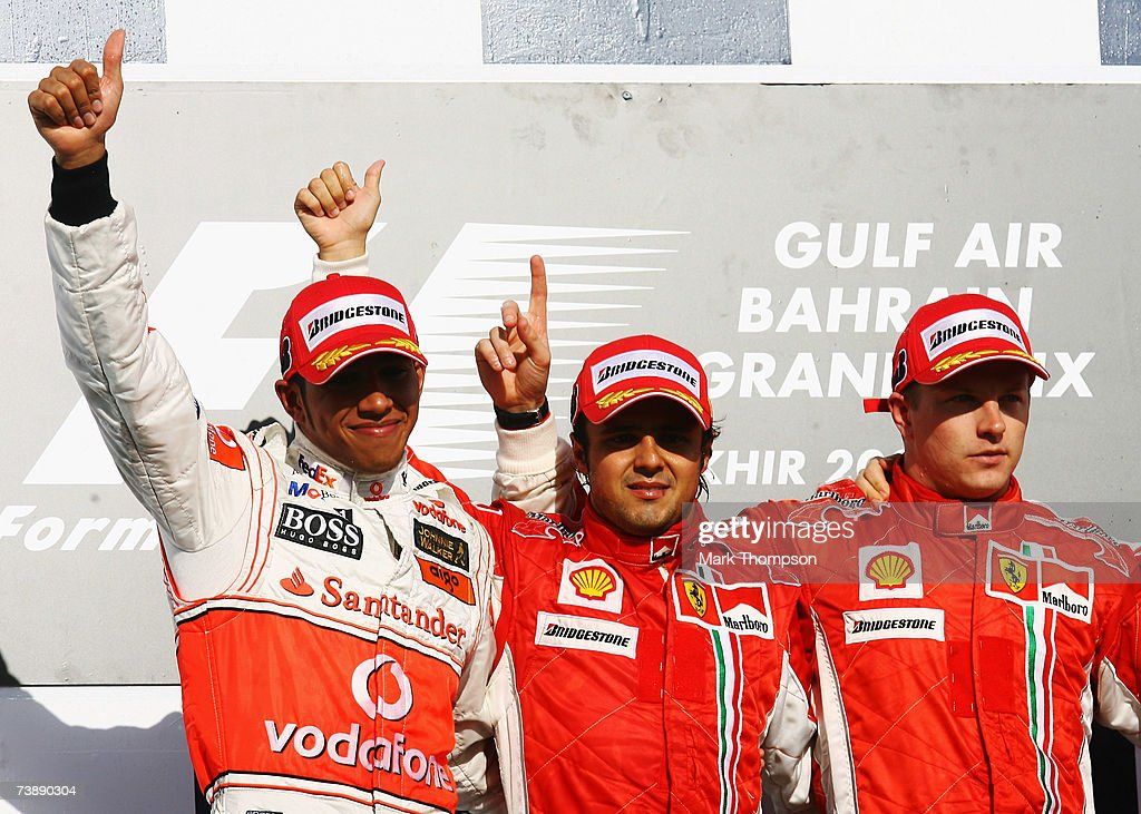 Bahrain Formula One Grand Prix: Race : News Photo