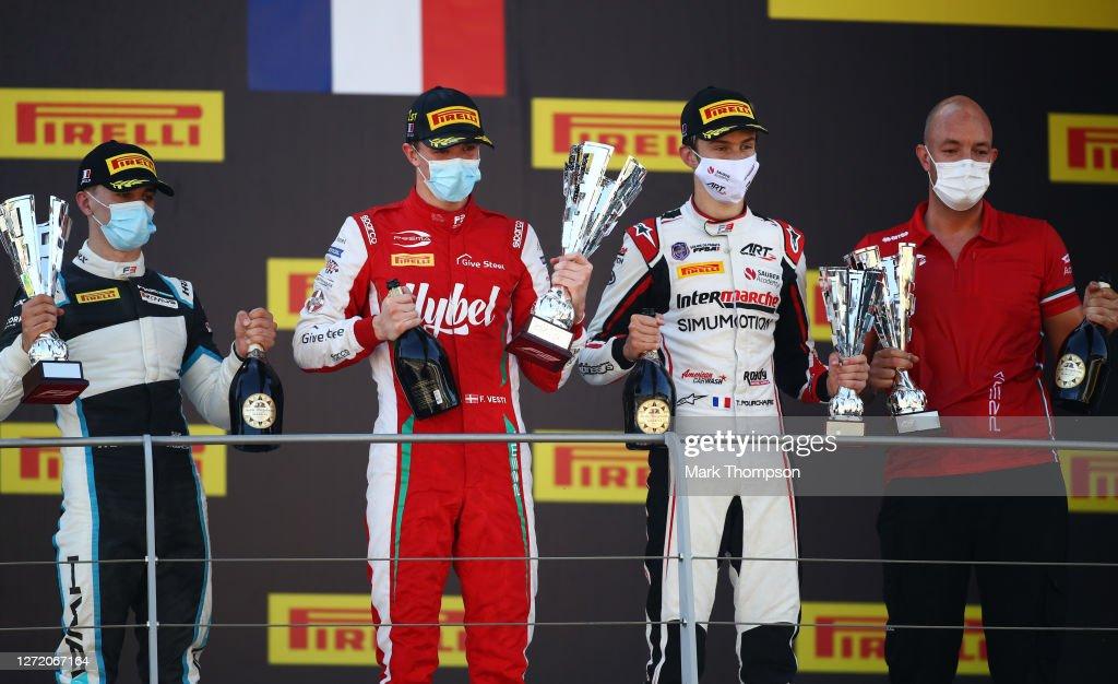 Formula 3 Championship - Round 9:Mugello - First Race : ニュース写真