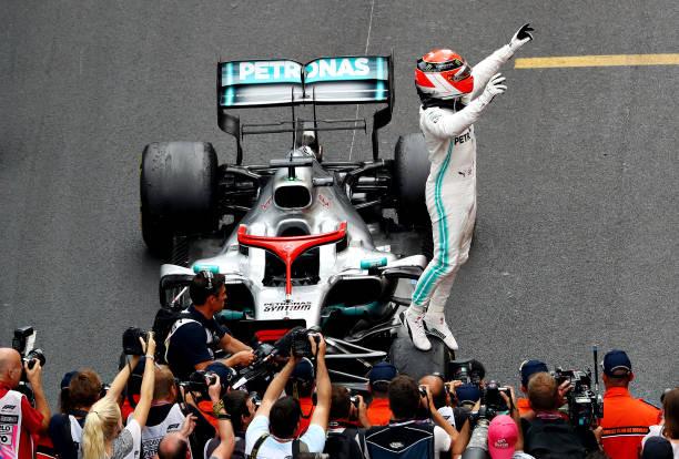 MCO: F1 Grand Prix of Monaco