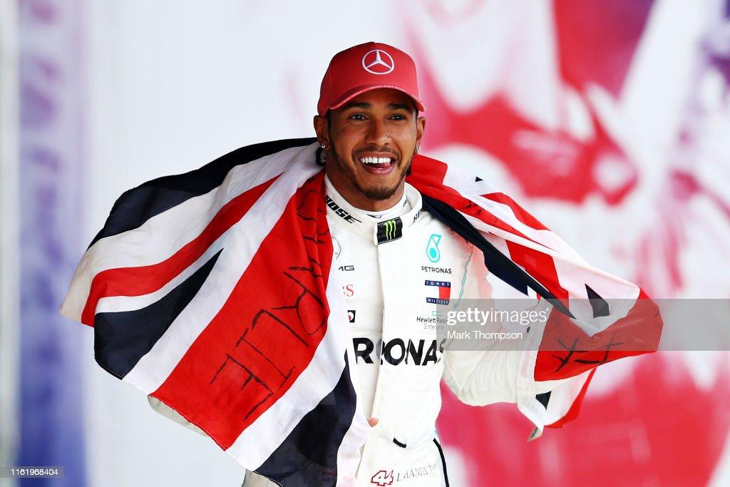 F1 Grand Prix of Great Britain : ニュース写真
