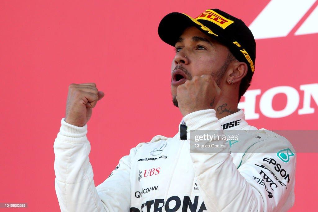 F1 Grand Prix of Japan : ニュース写真