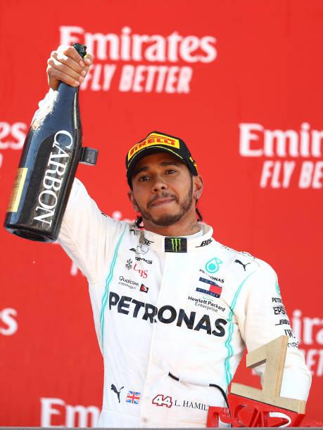 ESP: F1 Grand Prix of Spain